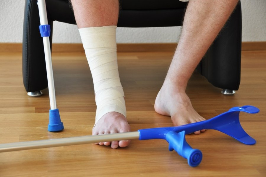 ortopedas – traumatologas
