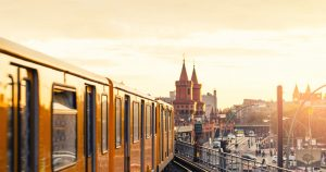 pigūs skrydžiai į Berlyną