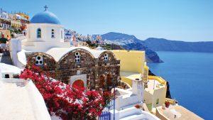 skrydžiai į Graikiją