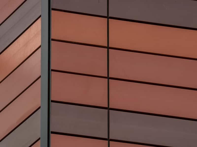 klinkerines fasado plyteles