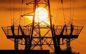 elektros tiekimas
